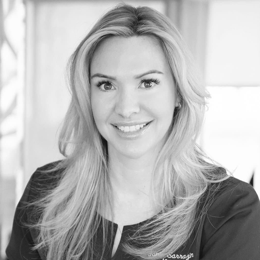 Tania infirmière en chef de la Clinique K à Montréal
